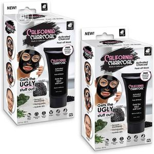 Black Off Activated Charcoal Mask | Skin Care for sale in Lagos State, Lagos Island (Eko)