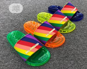Balenciaga Adults Jelly Slippers / Slides   Shoes for sale in Ogun State, Abeokuta South
