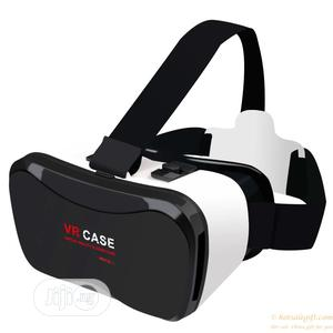 Vr Headset With Remote   Accessories for Mobile Phones & Tablets for sale in Lagos State, Ikeja