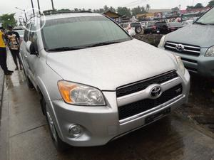 Toyota RAV4 2010 3.5 Limited 4x4 Silver   Cars for sale in Lagos State, Apapa