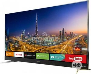 TCL 75 Inches Smart LED Android Uhd 4K Television-75p8m   TV & DVD Equipment for sale in Abuja (FCT) State, Central Business District