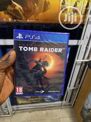 Ps4 Shadow of the Tomb Raider   Video Games for sale in Lagos State, Ikeja