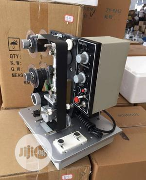 Batch Coding Expiry Date Batch Coding Machine | Manufacturing Equipment for sale in Lagos State, Ojo