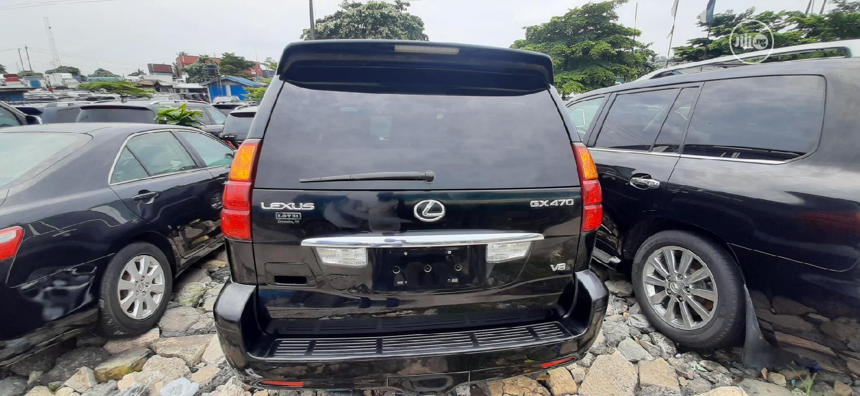 Lexus GX 2007 470 Black   Cars for sale in Apapa, Lagos State, Nigeria