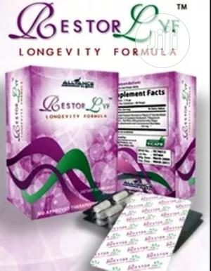 Restor Lfy Anti-Aging/Restore Cells(Alliance in Motion) | Vitamins & Supplements for sale in Lagos State, Ikeja