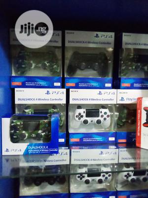 Ps4 Dualshock4 Wireless Pad   Accessories & Supplies for Electronics for sale in Lagos State, Ikeja