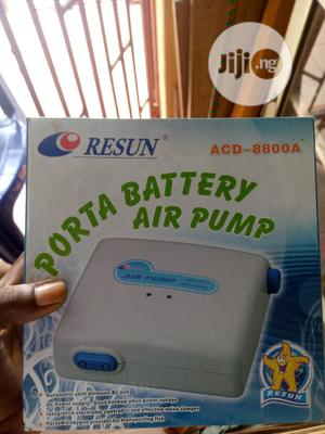 Porta Battery Air Pump | Pet's Accessories for sale in Lagos State, Surulere