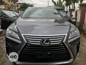 Lexus RX 2016 350 AWD Gray   Cars for sale in Lagos State, Alimosho