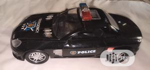 Black Automatic Police Emergency Car   Toys for sale in Lagos State, Agboyi/Ketu