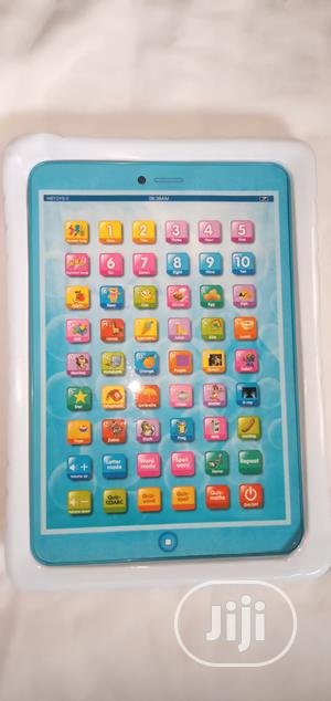 Mini-kids Educational Learn Pad - Blue | Toys for sale in Lagos State, Agboyi/Ketu