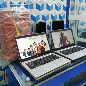 Laptop HP EliteBook Folio 9470M 4GB Intel Core I5 HDD 500GB   Laptops & Computers for sale in Lagos State, Ajah