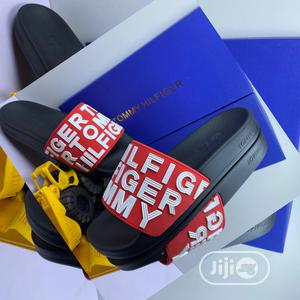 New Tommy Hilfiger Unisex Slippers | Shoes for sale in Lagos State, Lagos Island (Eko)