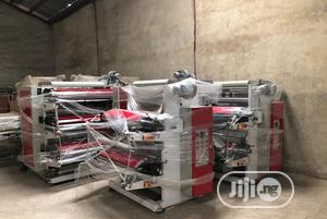 Flexo Printing Nylon Print Flexo Printing Machine | Manufacturing Equipment for sale in Lagos State, Ojo