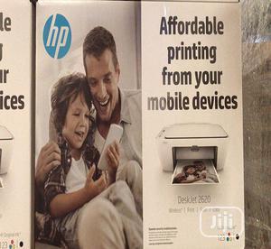 HP Deskjet 2620 All-in-one Printer | Printers & Scanners for sale in Lagos State, Ikeja