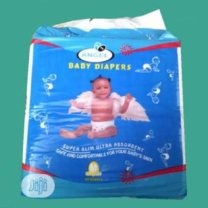 Angel Baby Diaper Size- Medium | Baby & Child Care for sale in Lagos State, Agege