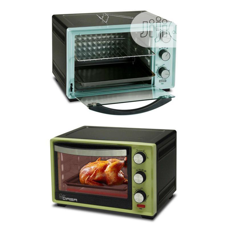 20L QASA Oven Toaster Qot-21