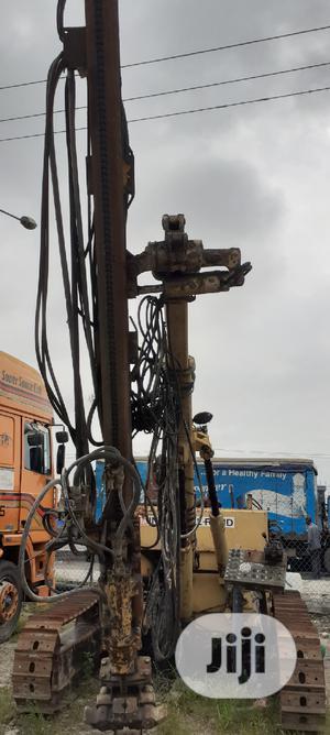 Rock Blasting Wagon Drill   Heavy Equipment for sale in Lagos State, Amuwo-Odofin