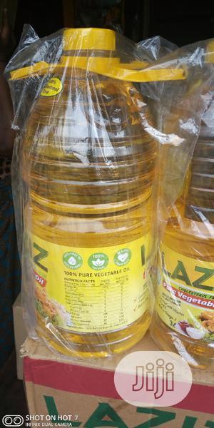 LAZIZ Vegetable Groundnut Oil 3ltr | Meals & Drinks for sale in Lagos State, Lagos Island (Eko)