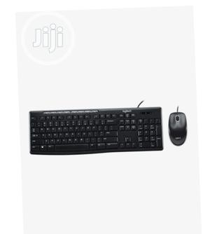 Logitech Wireless Keyboard and Mouse Mk270 Combo | Computer Accessories  for sale in Lagos State, Ikeja
