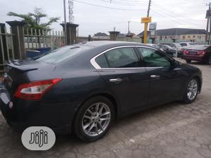 Nissan Maxima 2010 Gray | Cars for sale in Lagos State, Alimosho