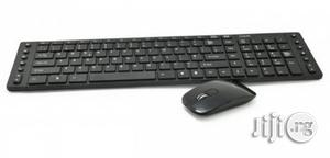 Havit Kb520gcm Soft Touch Wireless Keyboard & Mouse Set | Computer Accessories  for sale in Lagos State