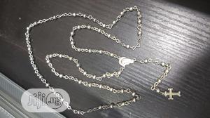 Original ITALY 925 Pure Silver Rosary Design | Jewelry for sale in Lagos State, Amuwo-Odofin