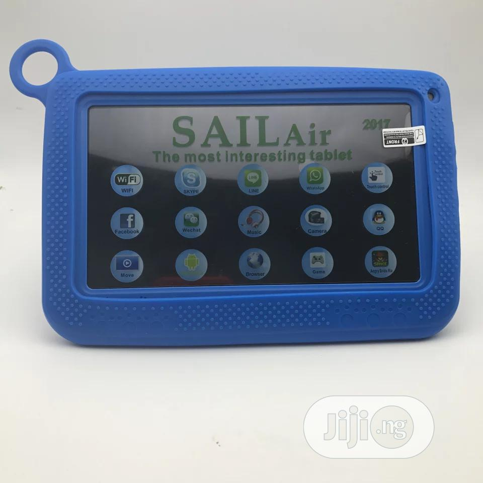 Archive: Kids Tablet PC With Sim Slot, 32 GB Blue