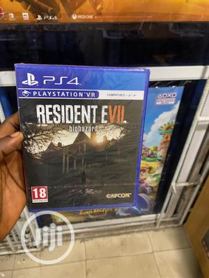 Ps4 Resident Evil 7 Biohazard | Video Games for sale in Lagos State, Ikeja