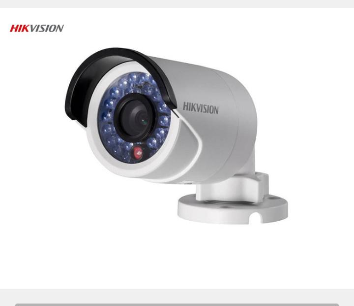 Hikvision 1MP Outdoor Mini Bullet Camera With Night Vision