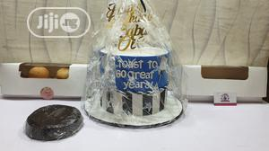 60th Birthday Cake Donut   Wedding Venues & Services for sale in Lagos State, Agboyi/Ketu