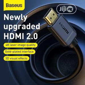 Baseus HDMI Cable HDMI To HDMI Cable HDMI 2.0 10m | Accessories & Supplies for Electronics for sale in Lagos State, Ikeja