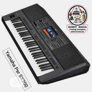 High Quality Professional Keyboard YAMAHA PSR SX900   Musical Instruments & Gear for sale in Lagos State, Mushin