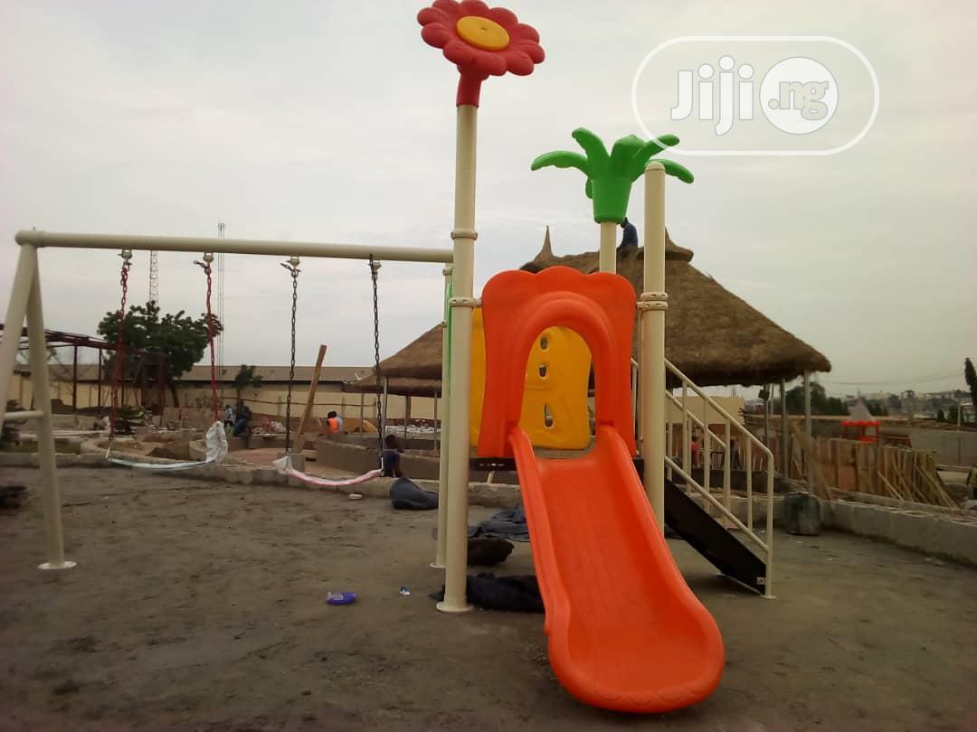 Playsystem Playground Equipment