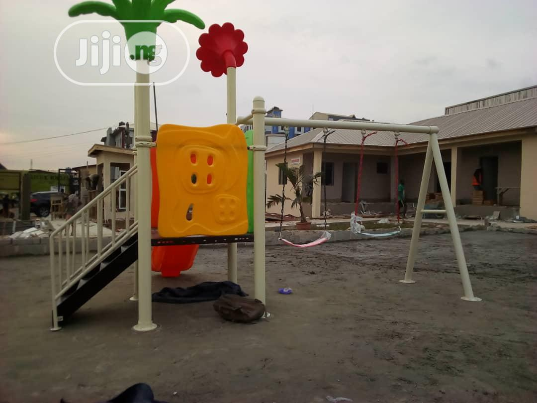 Playsystem Playground Equipment | Toys for sale in Ikeja, Lagos State, Nigeria