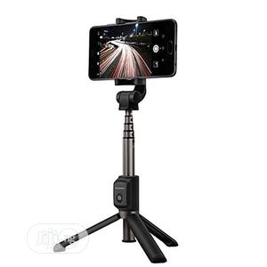 Tripod Selfie Stick (Wireless Version)   Accessories for Mobile Phones & Tablets for sale in Lagos State, Ikeja