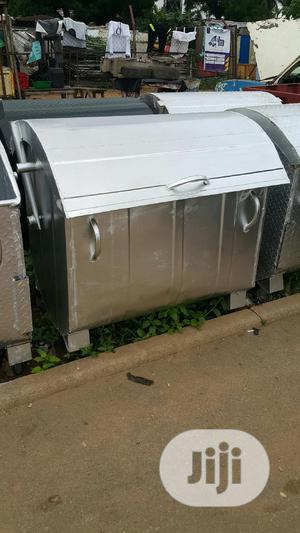AEPB Specified Metal Waste Bin. Free Delivery Within Abuja | Garden for sale in Abuja (FCT) State, Maitama