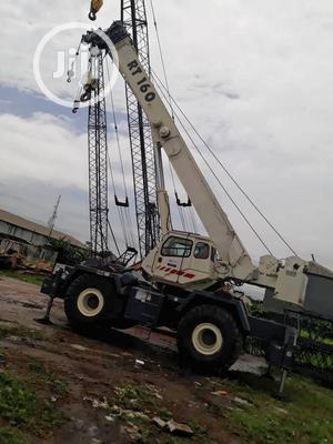 60 Ton Terex (4#4)Rt 160 | Heavy Equipment for sale in Rivers State, Port-Harcourt