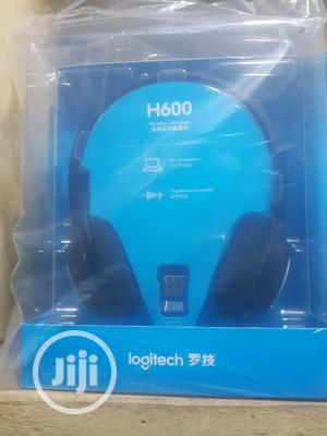Logitech H600 Headset | Headphones for sale in Lagos State, Ikeja
