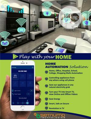 Smart Home Automation   Computer & IT Services for sale in Lagos State, Amuwo-Odofin