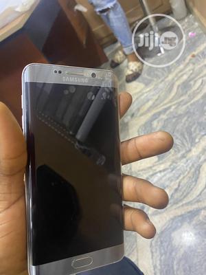 Samsung Galaxy S6 Edge Plus 32 GB Gray | Mobile Phones for sale in Lagos State, Lagos Island (Eko)