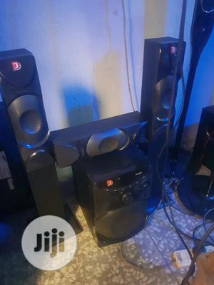 Brand New D-jack Home Theater With Bluetooth FM Radio,USB | Audio & Music Equipment for sale in Lagos State, Ojo