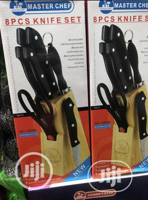 Master Chef Set of Knife | Kitchen & Dining for sale in Lagos State, Alimosho
