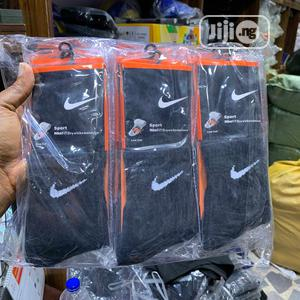 Nike Ankle Socks Black   Sports Equipment for sale in Lagos State, Lekki