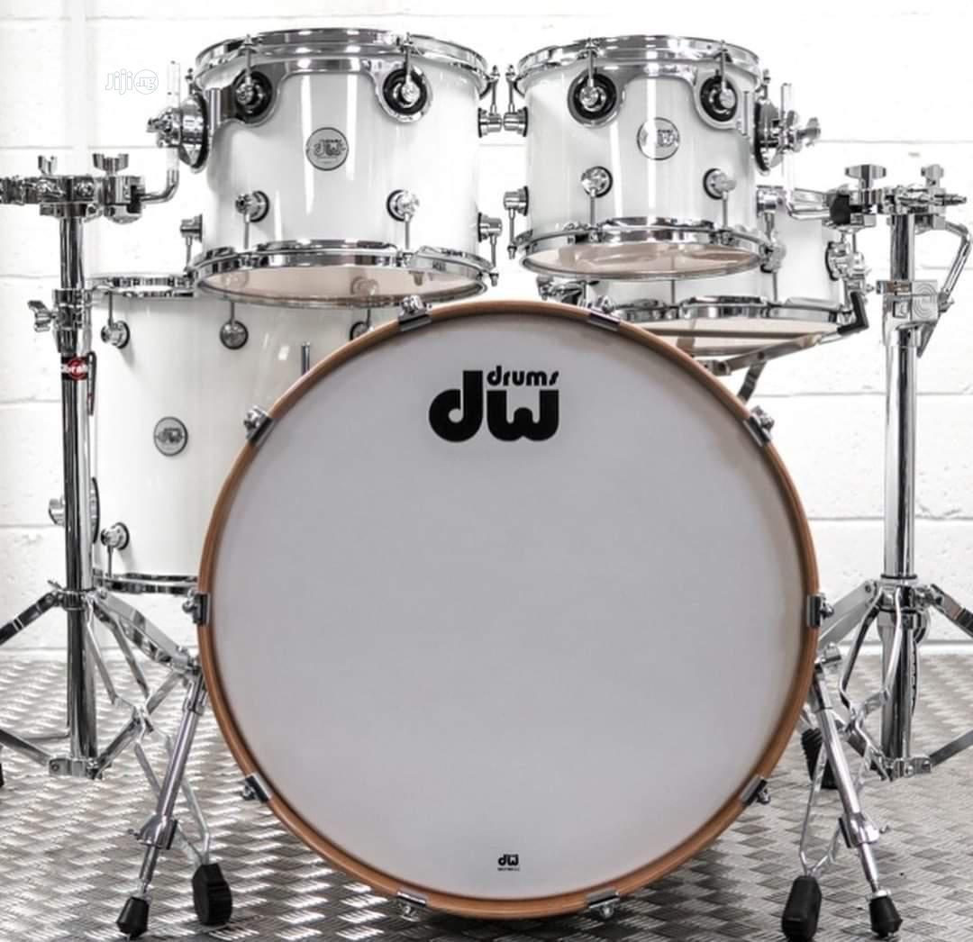 Original Drum Set DW 5 Set