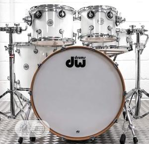 Original Drum Set DW 5 Set   Musical Instruments & Gear for sale in Lagos State, Ojo