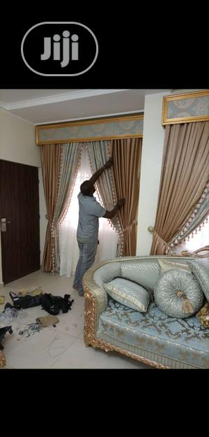 Curtains Material   Home Accessories for sale in Abuja (FCT) State, Wuse 2
