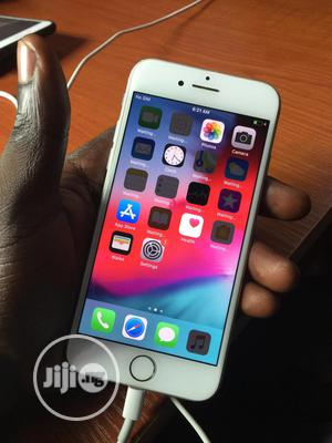 Apple iPhone 7 32 GB Silver   Mobile Phones for sale in Oyo State, Ibadan