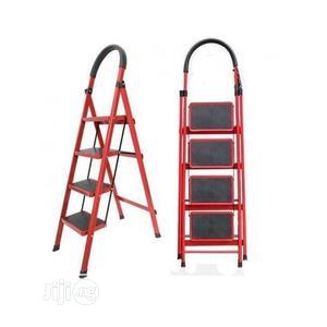 4 Step Multipurpose Steel Ladder | Hand Tools for sale in Lagos State, Alimosho