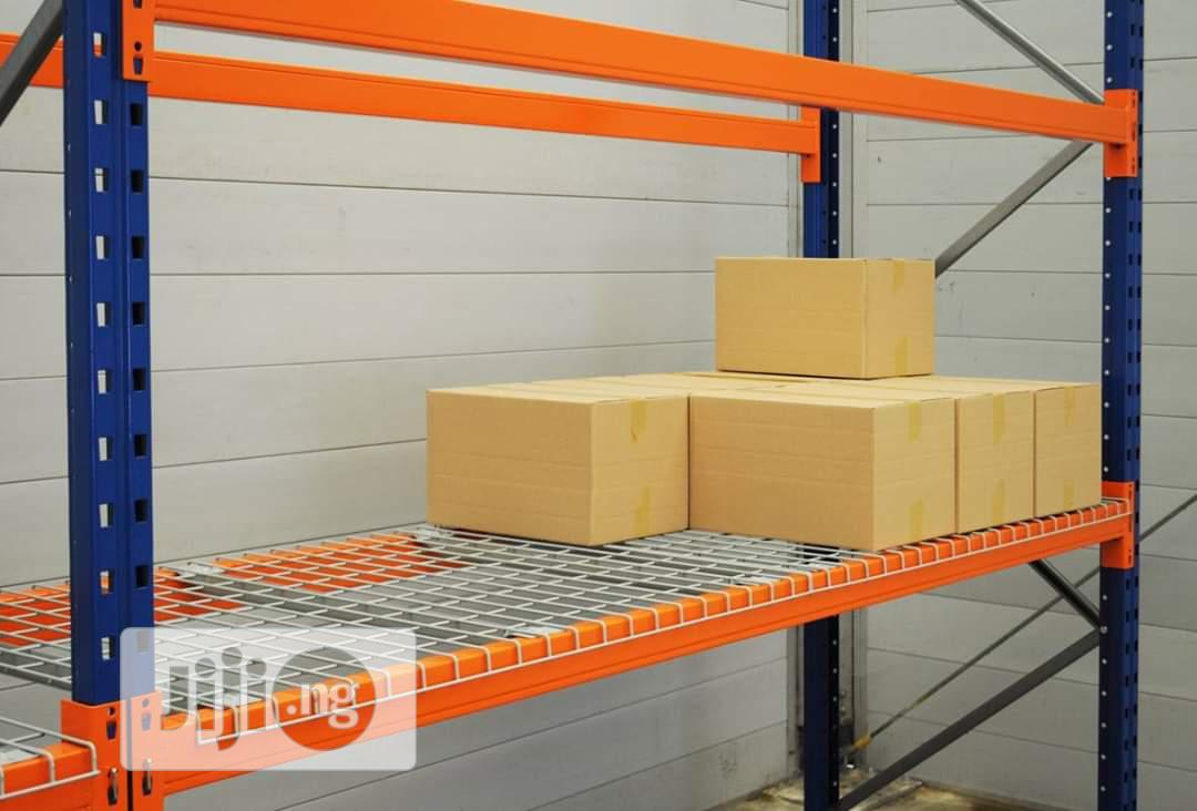Rack For Warehouse   Store Equipment for sale in Agboyi/Ketu, Lagos State, Nigeria