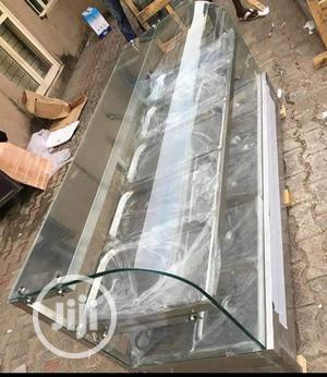 High Quality Modern 15plets Glass Curved Food Warmer/Display | Restaurant & Catering Equipment for sale in Lagos State, Ojo